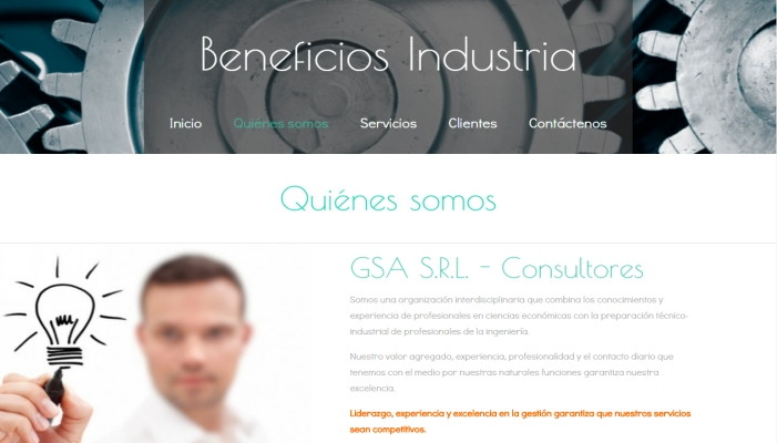 Beneficios Industria